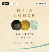 Cover-Bild zu Die Letzten ihrer Art von Lunde, Maja