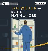 Cover-Bild zu Kühn hat Hunger von Weiler, Jan