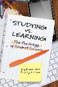 Cover-Bild zu Studying vs. Learning (eBook) von Dvorak, Troy