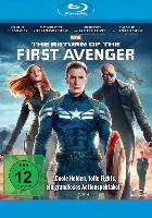 Cover-Bild zu The Return of the First Avenger von Russo, Anthony (Reg.)