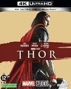 Cover-Bild zu Thor - 4K + 2D (2 Discs) von Travis Willingham (Schausp.)