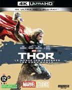 Cover-Bild zu Thor - The Dark World - 4K + 2D BD (2 Discs) von Travis Willingham (Schausp.)