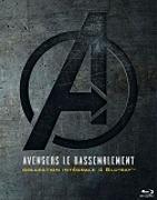 Cover-Bild zu Avengers 1-4 (5 Disc) von Russo, Anthony (Reg.)