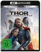 Cover-Bild zu Thor - The Dark World 4K + 2D BD (2 Discs) von Travis Willingham (Schausp.)