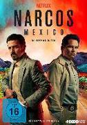 Cover-Bild zu Narcos - Mexico Staffel 1