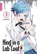 Cover-Bild zu King in a Lab Coat 03 von Ayase, Retsu