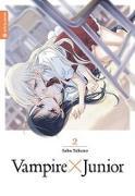 Cover-Bild zu Vampire x Junior 02 von Takano, Saku