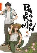 Cover-Bild zu Barakamon 05 von Yoshino, Satsuki