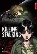 Cover-Bild zu Killing Stalking 01 von Koogi