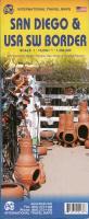 Cover-Bild zu San Diego 1 : 15 000 & USA SW Border 1 : 1 390 000. 1:15'000