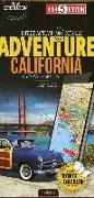 Cover-Bild zu Adventure Kalifornien 1 : 800 000