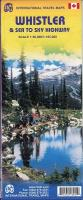Cover-Bild zu Whistler / Sea To Sky Highway 1 : 50 000 / 1 : 185 000. 1:50'000