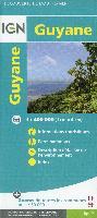Cover-Bild zu Guyane 1 : 400 000