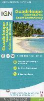 Cover-Bild zu Guadeloupe 1 : 80 000