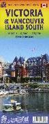 Cover-Bild zu Vancouver Island 1 : 270 000