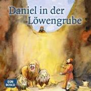 Cover-Bild zu Daniel in der Löwengrube. Mini-Bilderbuch von Nommensen, Klaus-Uwe