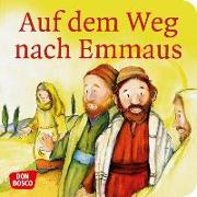 Cover-Bild zu Auf dem Weg nach Emmaus von Brandt, Susanne