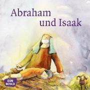 Cover-Bild zu Abraham und Isaak. Mini-Bilderbuch von Nommensen, Klaus-Uwe