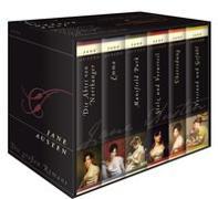 Cover-Bild zu Die großen Romane von Austen, Jane