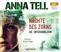 Cover-Bild zu Nächte des Zorns von Tell, Anna