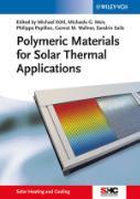 Cover-Bild zu Polymeric Materials for Solar Thermal Applications von Köhl, Michael