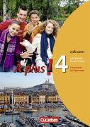 Cover-Bild zu À plus! 4A. Carnet d'activités. Lehrerfassung von Lalo, Laurent (Illustr.)