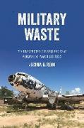 Cover-Bild zu Military Waste (eBook) von Reno, Joshua O.