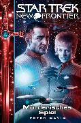 Cover-Bild zu Star Trek - New Frontier 17: Mörderisches Spiel (eBook) von David, Peter