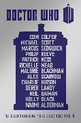 Cover-Bild zu Doctor Who: 13 Doktoren, 13 Geschichten (eBook) von Colfer, Eoin