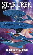 Cover-Bild zu Star Trek - The Next Generation: Absturz (eBook) von Ward, Dayton