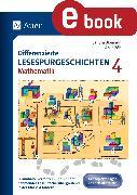 Cover-Bild zu Differenzierte Lesespurgeschichten Mathematik 4 (eBook) von Blomann, Sandra