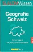 Cover-Bild zu Geografie Schweiz 02 von Aegerter, Klaus