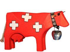 Cover-Bild zu Swiss Kuh gross