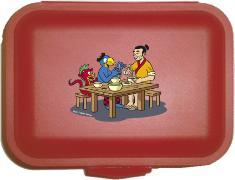Cover-Bild zu Globi Lunchbox Im alten China. Rot