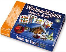 Cover-Bild zu Wiehnachtsjass / Jass de Noël