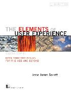 Cover-Bild zu Elements of User Experience, The von Garrett, Jesse James