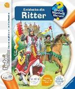 Cover-Bild zu tiptoi® Entdecke die Ritter von Lipan, Sabine