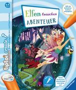 Cover-Bild zu tiptoi® CREATE Elfen brauchen Abenteuer von Friese, Inka