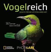Cover-Bild zu Vogelreich von Sartore, Joel