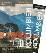 Cover-Bild zu NATIONAL GEOGRAPHIC Reiseführer Kolumbien mit Maxi-Faltkarte von Baker, Christopher P.