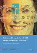 Cover-Bild zu Bundesamt für Statistik (Hrsg.): Statistisches Jahrbuch der Schweiz 2020 / Annuaire statistique de la Suisse 2020