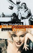 Cover-Bild zu AußerOrdentliche Frauen (eBook) von Wunderlich, Dieter