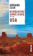 Cover-Bild zu Gebrauchsanweisung für die USA (eBook) von Sack, Adriano