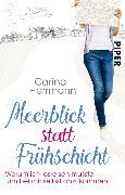 Cover-Bild zu Meerblick statt Frühschicht (eBook) von Herrmann, Carina