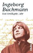 Cover-Bild zu Das dreißigste Jahr (eBook) von Bachmann, Ingeborg
