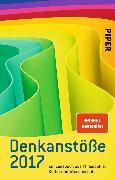 Cover-Bild zu Denkanstöße 2017 (eBook) von Nelte, Isabella (Hrsg.)