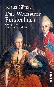 Cover-Bild zu Das Weimarer Fürstenhaus (eBook) von Günzel, Klaus