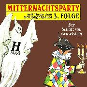 Cover-Bild zu Mitternachtsparty, Folge 3: Der Schatz von Gruselstein (Audio Download)