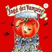 Cover-Bild zu Jagd der Vampire, Folge 1: Die große Tomate (Audio Download)
