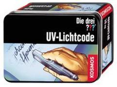 Cover-Bild zu Die drei ??? UV-Lichtcode